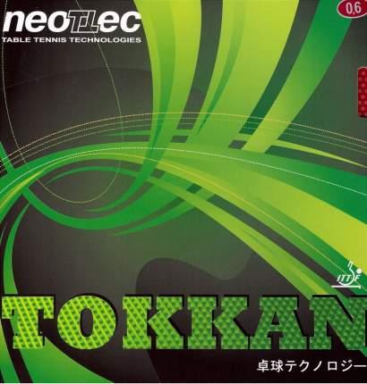 Накладка для ракетки Neottec Tokkan красная OX