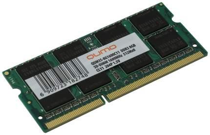 Оперативная память QUMO QUM3S-8G1600C11R