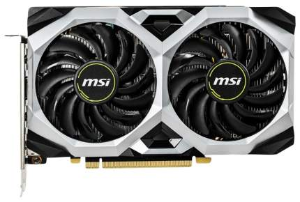 Видеокарта MSI nVidia GeForce GTX 1660 Ti (GTX 1660 Ti VENTUS XS 6G OC)