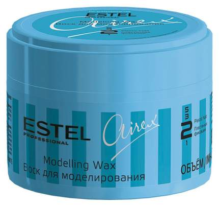 Воск для укладки Estel Professional Airex Modeling Wax 75 мл