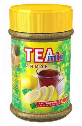 Чай TEA mix лимон гранулированный банка 375 г