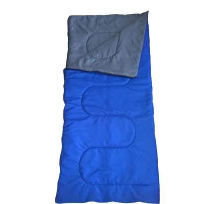 Спальный мешок Чайка СО150 синий, двусторонний