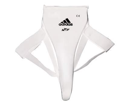 Защита паха женская Adidas WTF Woman Groin Guard белая L
