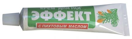 Крем для ног Свобода Эффект с пихтовым маслом, 40 г