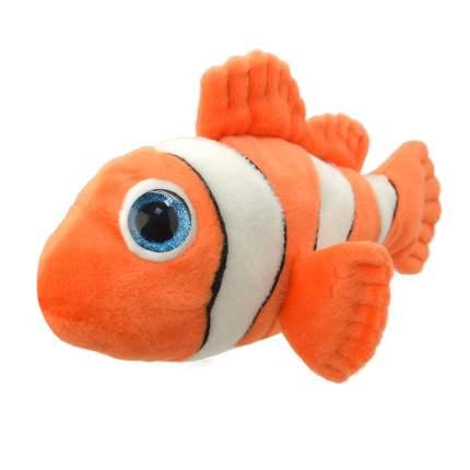 Мягкая игрушка Wild Planet Рыба-клоун 25 см