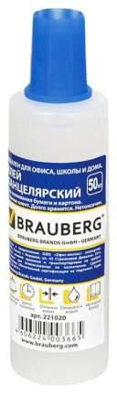 клей жидкий Brauberg, 50 мл