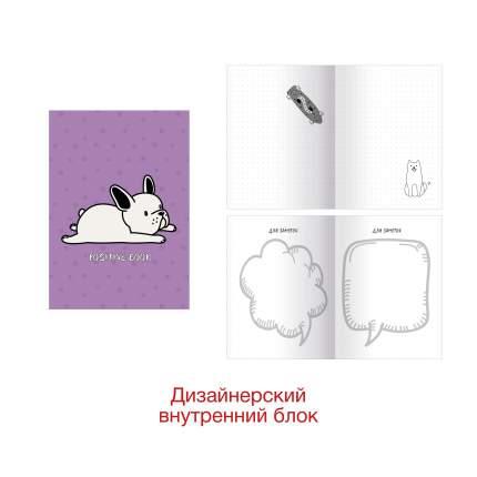 """Книга для записей """"PositiveBook"""" А6, 64л"""