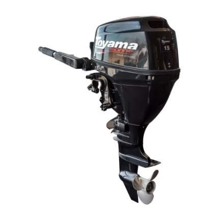 Лодочный мотор Toyama TM15FSС  15 четырехтактный