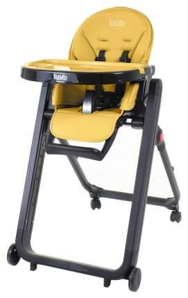 Стульчик для кормления Nuovita Futuro Senso Nero P2 397 Желтый
