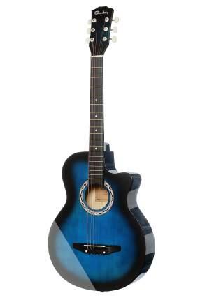 Акустическая гитара COWBOY 3810C BLS