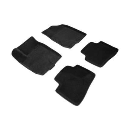 Ворсовые коврики SeiNtex 3D 71697 для Kia Cerato 2009-2019