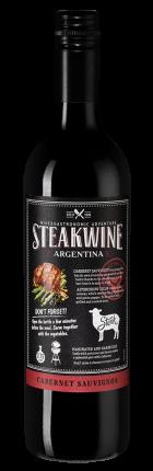 Вино Steakwine Cabernet Sauvignon, Penaflor, 2017 г.