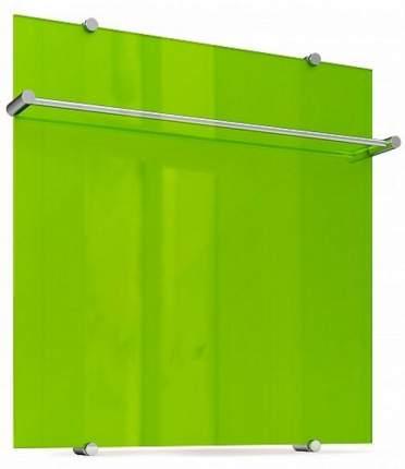 Электрический полотенцесушитель Теплолюкс Flora 60x60 Зеленый 2129938