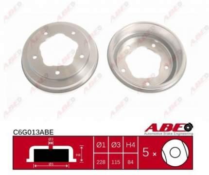 Тормозной барабан ABE C6G013ABE