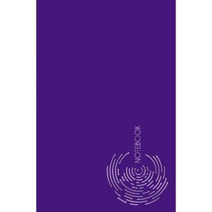 """Тетрадь """"Мистический фиолетовый"""" (А5-, 80л, ШКС, клетка), ТФ5806037"""