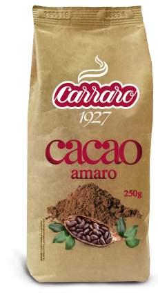 Растворимый  какао Carraro aacao amaro 250 г
