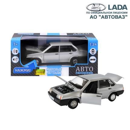 Машинка Автопанорама металлическая ВАЗ 21099 1:22 JB1200155