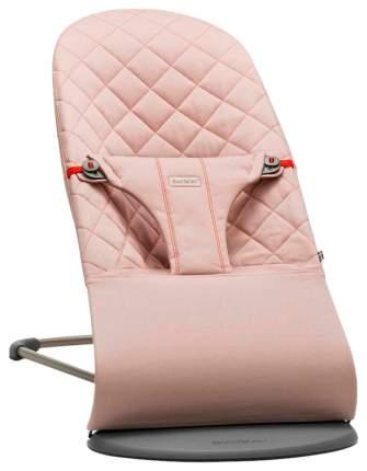 Кресло-шезлонг BabyBjorn Bliss Cotton Розовый