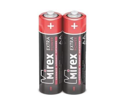Батарея солевая Mirex R6 / AA 1,5V  2 шт