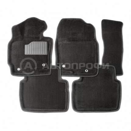 Ворсовые коврики 3D для Acura RDX 2012- / 86357