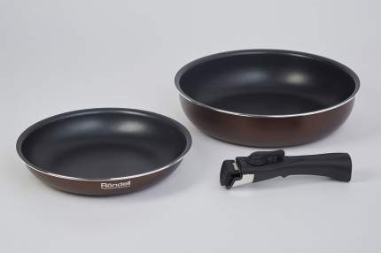 Набор посуды Rondell Kortado RD-1014 Коричневый