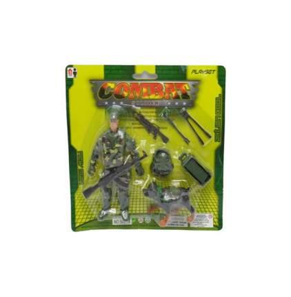 Игровой набор Junfa Военный 588-78