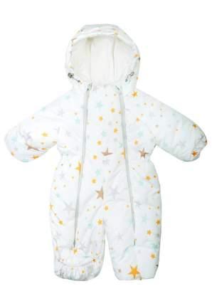 Комбинезон детский Сонный гномик 2116/0 74 Орион белый