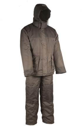 Костюм для рыбалки Huntsman Полюс, хаки, 48-50 RU, 172-180 см