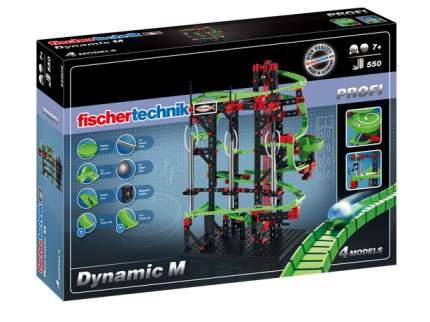 Конструктор Fischertechnik PROFI Dynamic M/Динамика M (шариковая дорожка)
