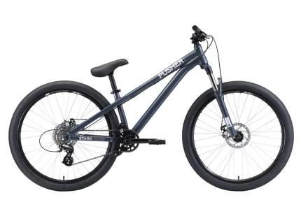 Велосипед Stark Pusher 1 2020 S серый