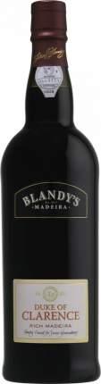 Вино  Blandy's   Duke of Clarence Rich Madeira
