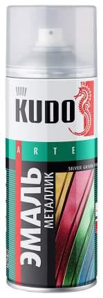 Эмаль Kudo Металлик Универсальная Вечное Золото 520 Мл KU-1060