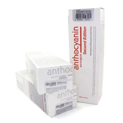 Смывка краски для волос ANTHOCYANIN Decolor 230
