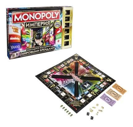 Экономическая настольная игра монополия империя b5095