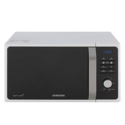 Микроволновая печь соло Samsung MS23F301TAW black/white
