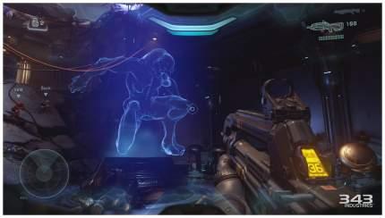 Игра для Xbox One Microsoft Halo 5 Guardians