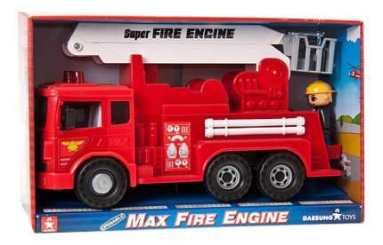 Машина спецслужбы Daesung Машина пожарная MAX