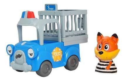 Развивающая игрушка Ouaps Полицейская машина Бани