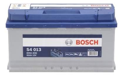Аккумулятор автомобильный автомобильный Bosch S4 Silver 0 092 S40 130 95 Ач