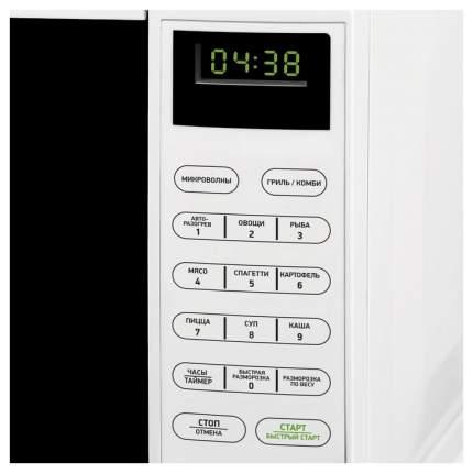 Микроволновая печь с грилем BBK 20MWG-741S/W white
