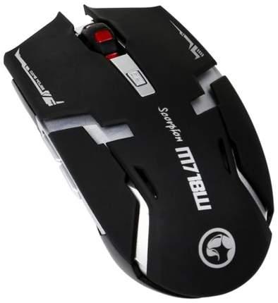 Беспроводная игровая мышь MARVO М718W Black