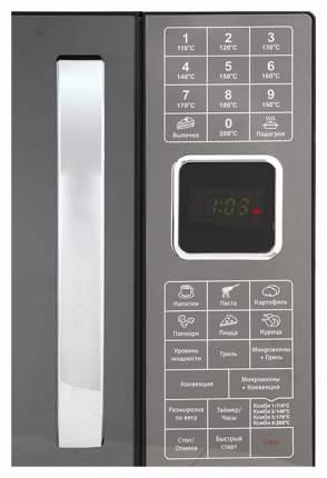 Микроволновая печь с грилем и конвекцией VITEK VT-2451 BK black