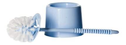 """Комплект для туалета с крышкой """"Классик"""" (голубой)"""