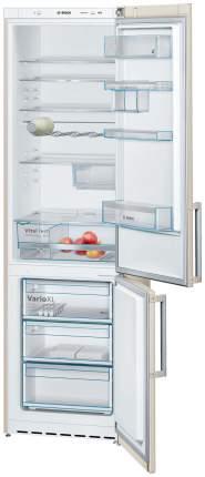 Холодильник Bosch KGE39AK23R Beige