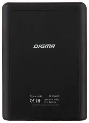 Электронная книга Digma R61M Black