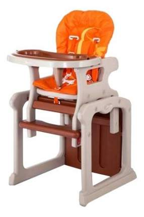 Стульчик для кормления Jetem Gracia orange