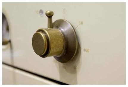 Встраиваемый электрический духовой шкаф MAUNFELD MEOXS.436RIB.TA Beige