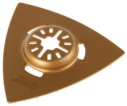 Треугольник шлифовальный для дельташлифмашин FIT 37935
