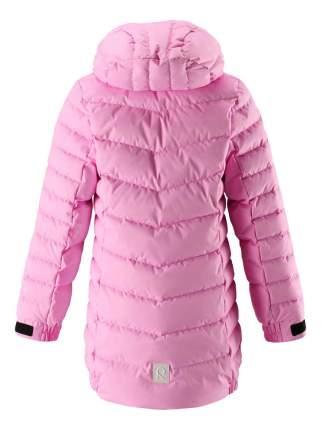 Куртка детская Reima Juuri розовая для девочки р.134