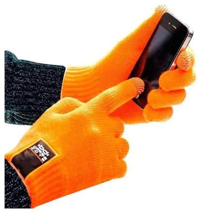 Перчатки для сенсорных экранов Dress Cote Touchers S оранжевые